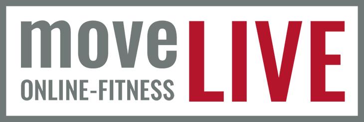 moveLIVE - DEIN Online Fitness-Studio für Zuhause