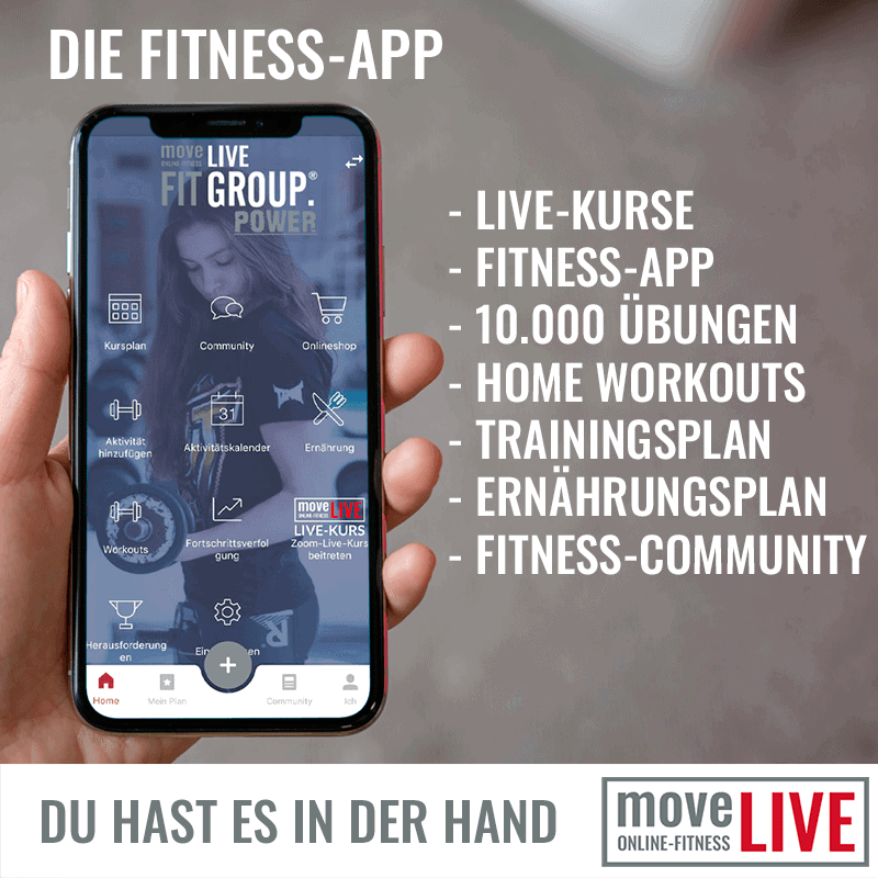 movelive webseite app